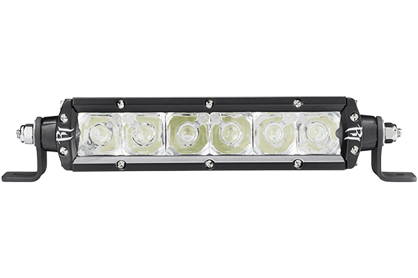 rigid industries e mark certified sr series led light bars front