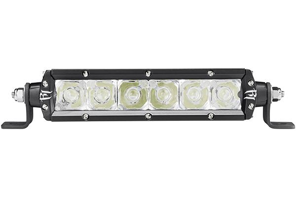 rigid industries e mark certified sr series led light bars front
