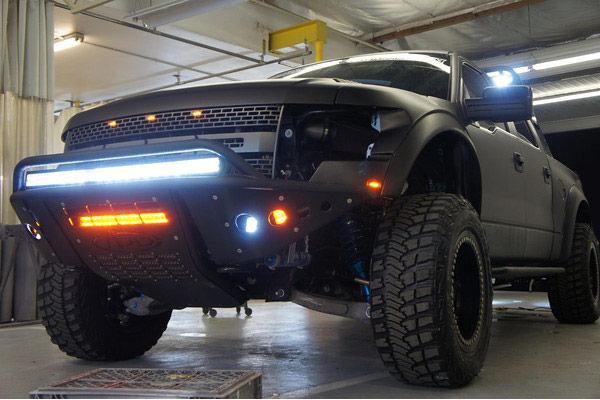rigid industries e series led light bars raptor