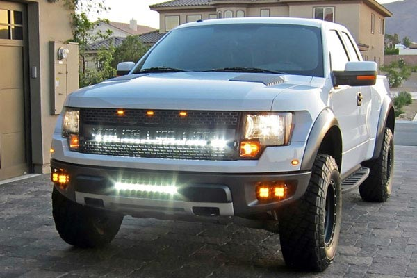 rigid industries fog light mount kits installed