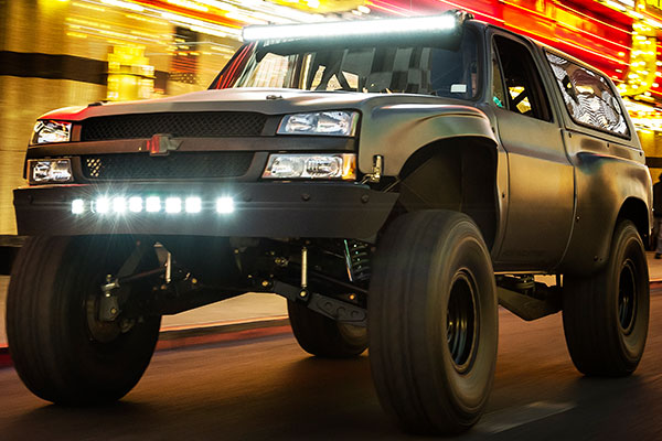 rigid industries midnight edition d series led lights lifestyle