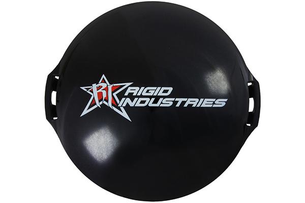rigid industries r 46 led lights black cover