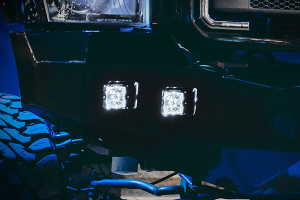 rigid industries radiance led light pod white
