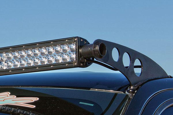 rigid industries roof lightbar mount kits detail