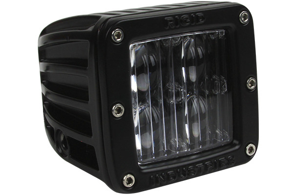 rigid industries sae certified led fog lights detail