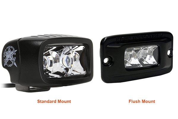 rigid industries sr m series led lights multiple styles