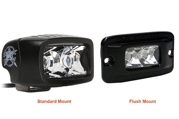 rigid industries sr m series led lights multiple styles