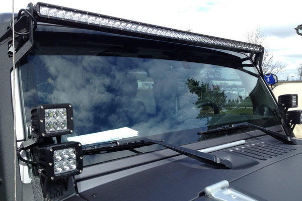 rigid industries sr series led light bars 50 inch