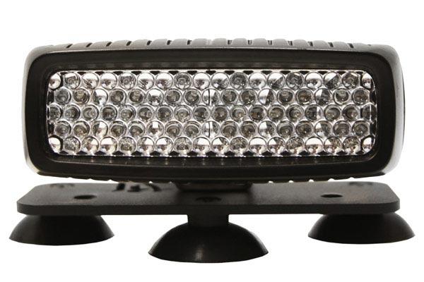rigid industries suction cup light mount kit single light