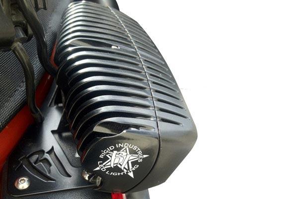 rigid industries tail light mount kits installed