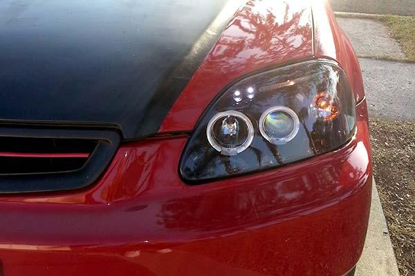 Spec D Tuning Headlights