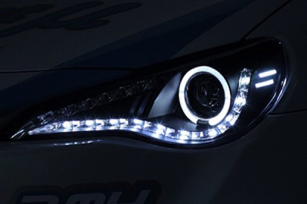 spyder headlights scion frs illuminated