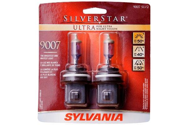 sylvania silverstar ultra bulbs 9007