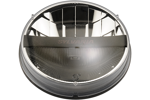 sylvania zevo led sealed beam replacement headlights angle