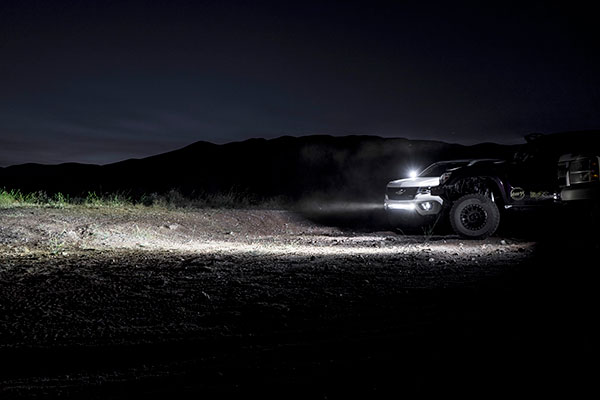 vision x xpr led light bar lifestyle