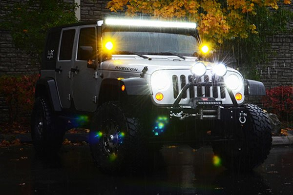 vision x 7 inch vortex led replacement headlights jeep