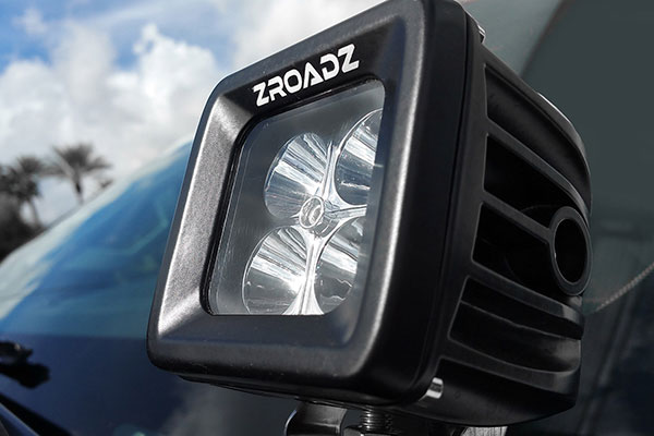 zroadz led light pod r1