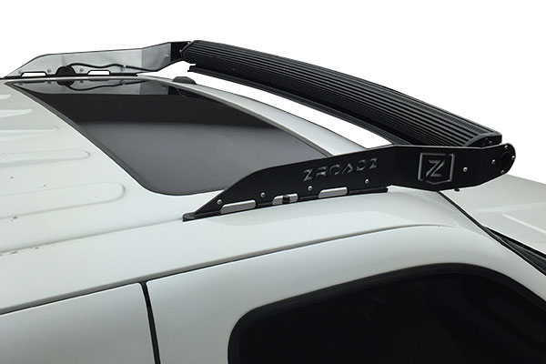 zroadz roof light bar mounts r1