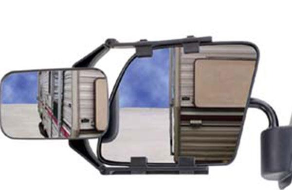 cipa adjustable clip on towing mirror 1