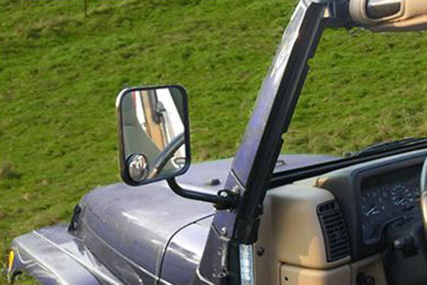 cipa cj style jeep replacement mirrors 2