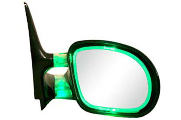 cipa green optic glow mirror