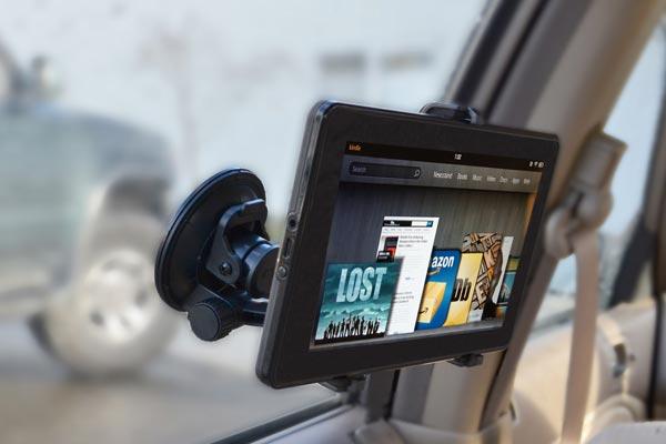 Commute Mate Tablet Window Mount R2