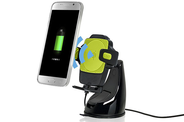 bracketron pwrup qi fast wireless charging mount expanded