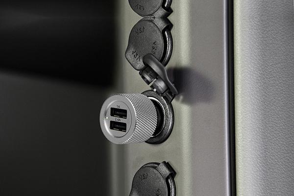 bracketron bulletcharger dual bulletcharger in socket