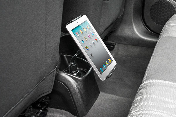 bracketron phabgrab cup holder mount backseat