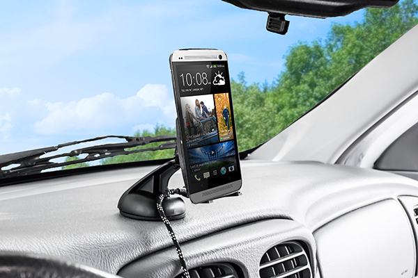 bracketron si dash mount compatible with many phones