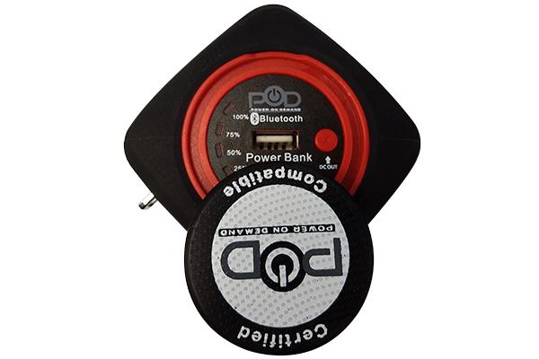 pod portable bluetooth speaker usb cover