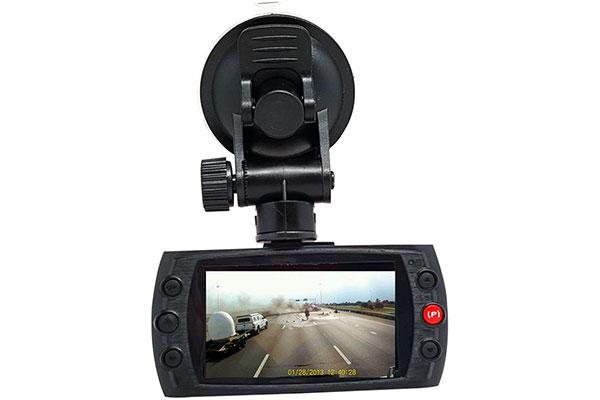 top dawg 1080p dual dvr dash cam lcd screen