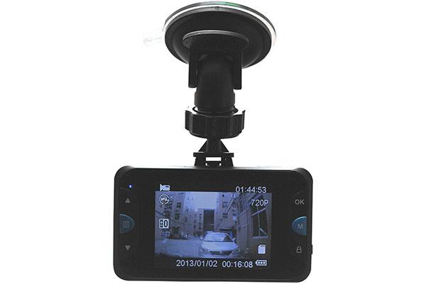 top dawg eagleeye 1080p dvr dash cam screen