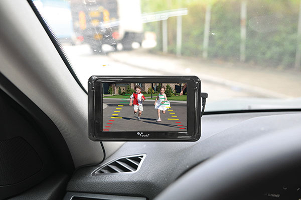 yada dash monitor wireless backup camera system. Black Bedroom Furniture Sets. Home Design Ideas
