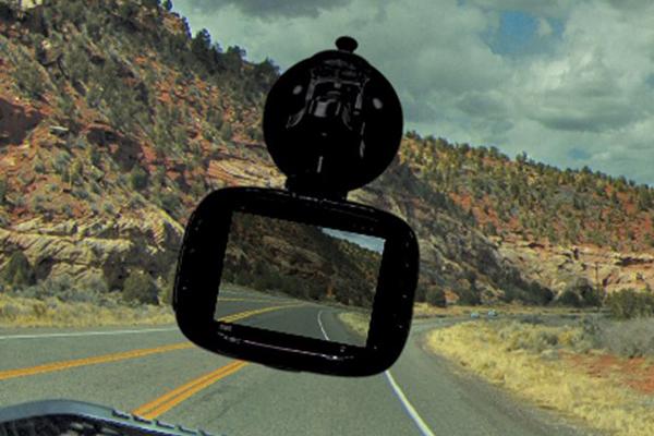 yada road dash cam on road