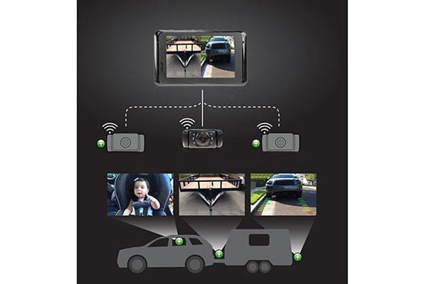 yada wireless exterior add on camera rel2