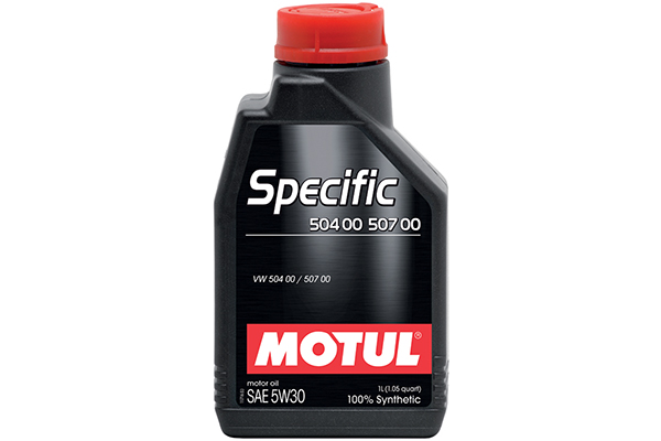 motul oem specific synthetic engine oil 504 00 507 00 5W30