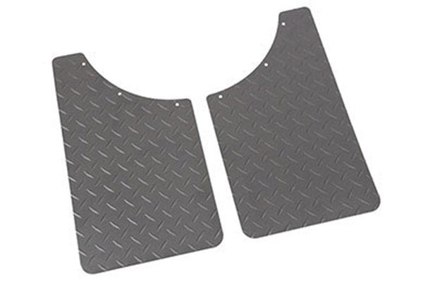 dee zee semi custom brite tread mud flaps 3