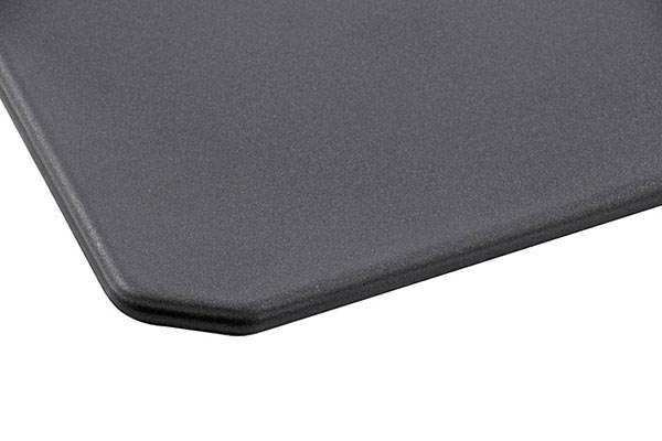 dee zee universal rubber splash guard notched corners