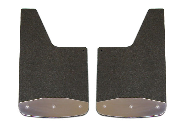 luverne rubber mud guards set