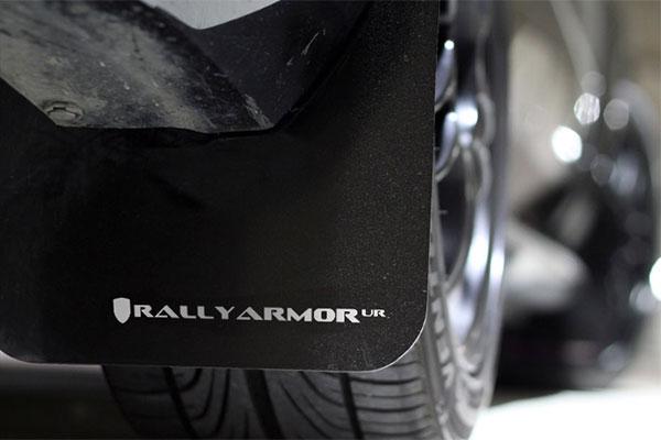 rally armor wrx white logo ur mudflap related1