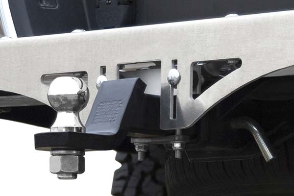 rockstar roctection hitch mounted mud flaps clamp