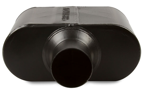 """Flowmaster Super 10 Series Muffler 3/"""" Center In Center Out Stainless 843015"""