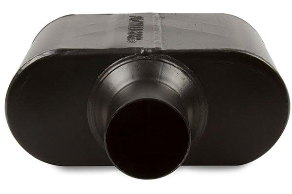 flowmaster super 10 series mufflers inlet detail