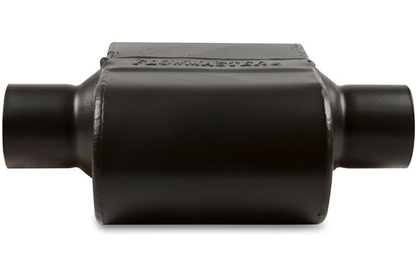 flowmaster super 10 series mufflers side