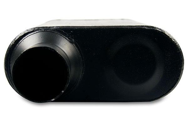 flowmaster super 44 series mufflers inlet detail