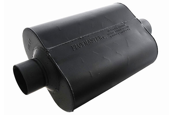 flowmaster super 44 series mufflers three quarter
