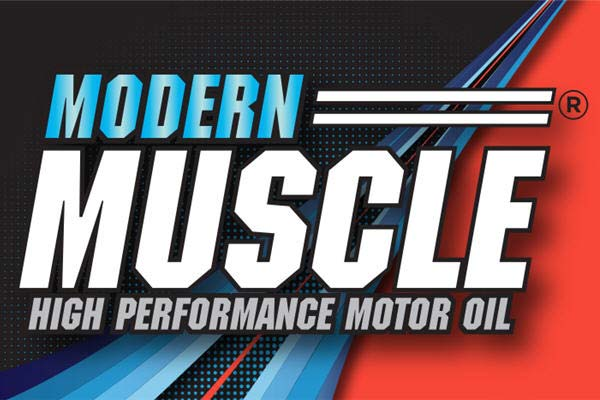 Modern Muscle High Performance Motor Oil By Champion
