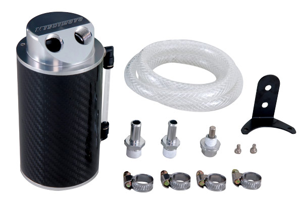 mishimoto oil catch can carbon