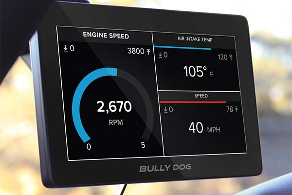 bully dog gtx watchdog performance monitor installed